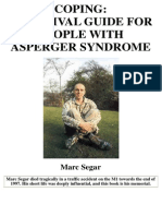 Coping:-  A Survival Guide for People With Asperger