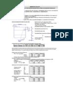 08. Cálculo Biodigestor y Percolación