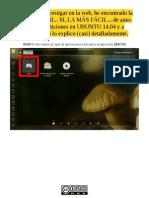 Manual de Automontaje de Particiones en Ubuntu 14 04