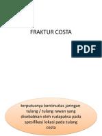 Fraktur Costa