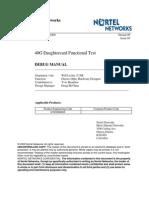 40G Daughtercard Functional Debug Manual 00-03