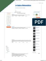Razonamiento Lógico Matemático _ Test 01 - Razonamiento Lógico