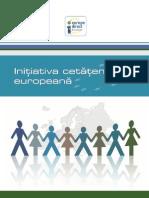 Brosura ED - Initiativa Cetateneasca Europeana