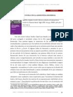 Honor y Duelo en La Argentina Moderna
