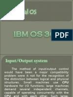 IBMOS360(IO&IPC)