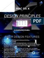 Mac OS X - DESIGN PRINCIPLES AND KERNEL MODULES