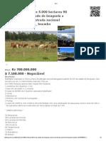 Fazenda de 5.000 Hectares 90 Km Da Cidade de Benguela a Beira Da Estrada Nacional Benguela _ Huambo