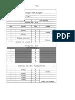 new- nwea schedule-2