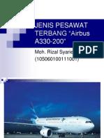 Tugas Teknik Lap.terbang (105060100111001)