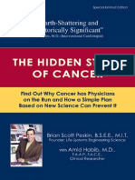 Hidden Story of Cancer - Brian Scott Peskin