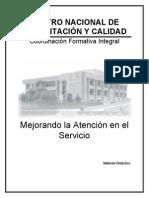 Mejorando La Atención en El Servicio Manual