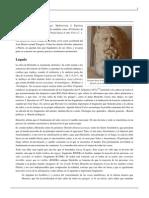 Heráclito - Filosofo Griego