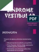 sindrome vestibular .ppt
