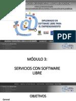 DSLE MD3 Servicios Software Libre