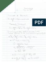 Ecuación de Rociadores