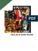 Librito Santa Muerto