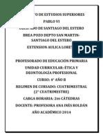 Etica y Deontologica Profesional Ani