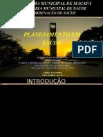 PLANEJAMENTO EM SAÚDE_Lineu Facundes