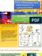 Las Tic's (Tecnología de La Información y