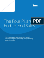 Pillars End to End Sales