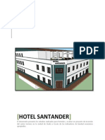 Estudio de Factibilidad Hotel Santander Ocaña