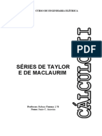 SÉRIES DE TAYLOR E DE MACLAURIM.doc