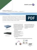 Datasheet ECS ES 2008-Nov 4290123