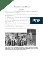 AP Euro Essays 1977 Present