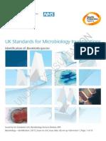 UK Standards for Microbiology Investigation