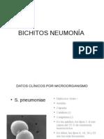 BICHITOS NEUMONÍA
