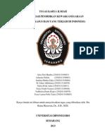 Tugas PKN - Kasus Pelanggaran HAM