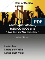 Presentasi Mecodol 2012 New
