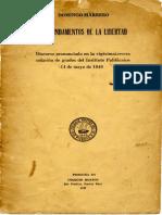 19-Los Fundamentos de La Libertad Fragmerntos