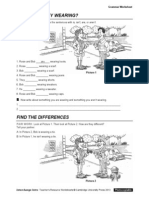 Interchange4thEd IntroLevel Unit04 Grammar Worksheet