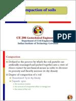 CE206-Compaction of Soils