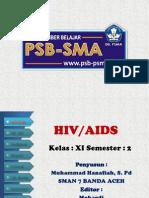 Bahan Ajar Hiv - Aids