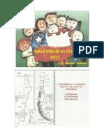 Salud Infantil en Chile , 2013