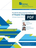 Supply-chain'13 Brochure Fina