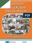 """RSE - Libro """"Negocios Inclusivos"""