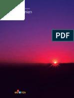 Slawonien - Morgenröte am Horizont