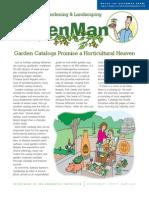 Garden Catalogs Promise a Horticultural Heaven