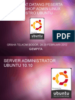 Ubuntu Server Administration Final-libre