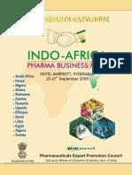 Pharmexil Indian Delegates