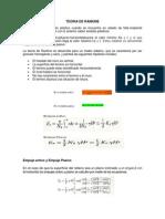 Teoria de Rankine (1)