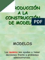 Introducción a Los Modelos