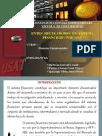 Entes Reguladores Del Peru