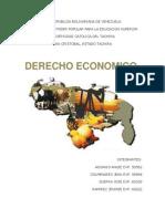 Trabajo de Exposicion Derecho Economico