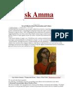 Ask Amma