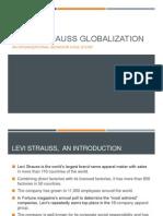 Levi's Strauss Globalization