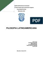 Filosofia Latinoamericana Carla Luque